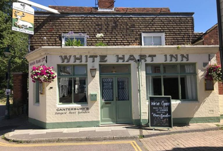 White Hart Inn, Canterbury